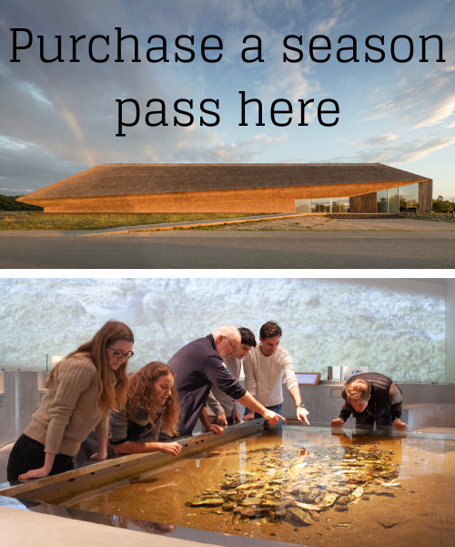Season pass wadden sea centre